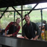 Buddy and Jill, Grey Gables Farm Managers