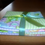 Sheri's Criss-cross coasters 1