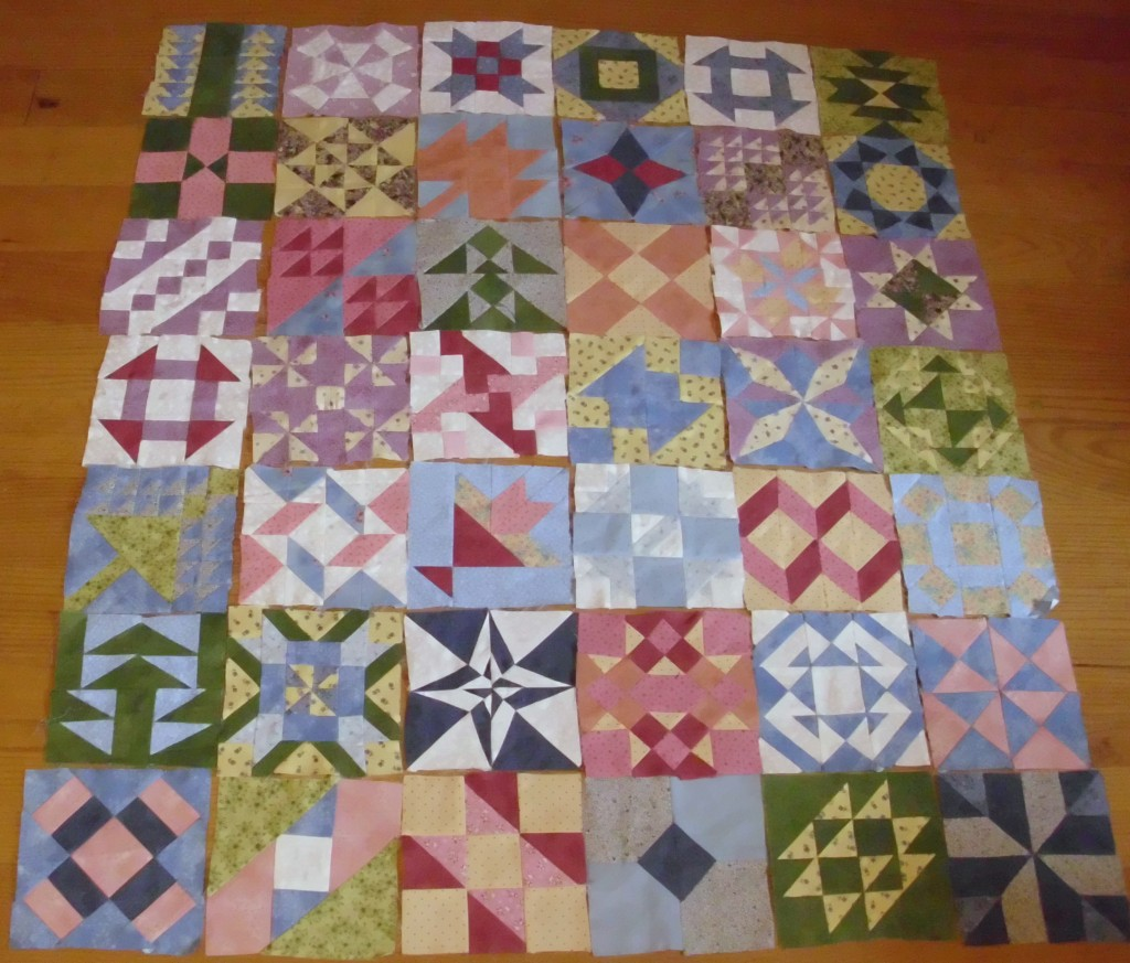 Farmers wife quilt 001-002